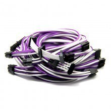 Professional Tailor-Made Rosewill Custom Sleeved Modular Cable Kit