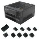 Seasonic Platinum Fanless Series 400W/460W/520W Modular Connector (Full Set 10pcs)