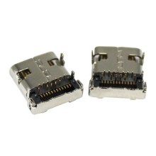 10Gbps USB 3.1 Type-C USB-PD 100W 3A Female Connector (PCB)