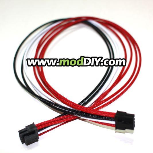 Corsair AX Professional Series Individually Sleeved Modular Cable ...