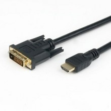 Premium High Speed 1080i HDMI to DVI Cable 24K Gold Plated Connector (2M)