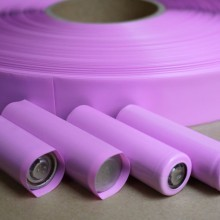 PVC Heat Shrinkable Tubing (29.5mm ?18.5mm 18650 Battery)