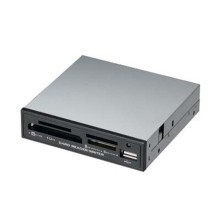 DTech 3.5-inch Built-in Digital Card Reader Floppy Drive