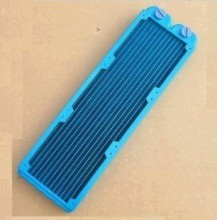 Triple 120mm UV Blue 360 Radiator (Pure Copper)