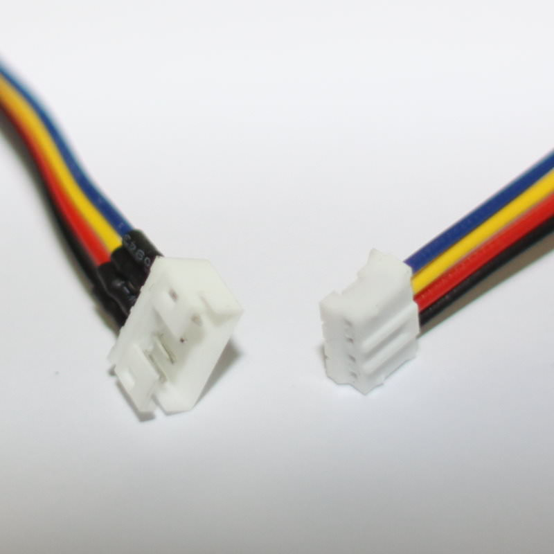 mini 4 pin wire connectors
