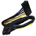 24-Pin to 18-Pin ATX Cable Adapter for for HP Z420/Z620 Workstation