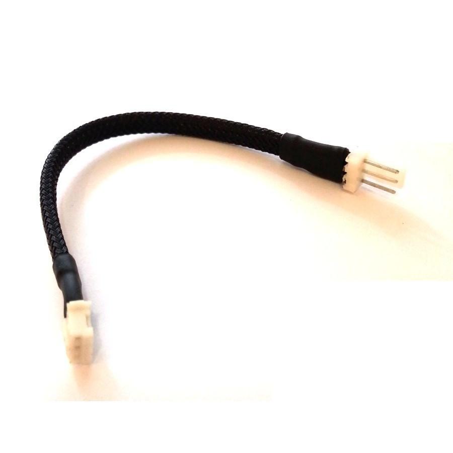 3 Pin Cord : Pin to mini fan adapter cable moddiy