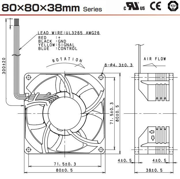 dc brushless fan wiring dc computer fan wiring wiring
