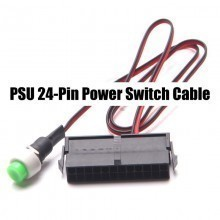 PSU 24-Pin Power Switch Cable (50cm)