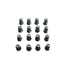 5*10 Black Fan Screws (10 Pack)