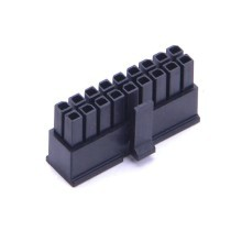 3.0mm Pitch 18-Pin MX3.0MM 2X9P Female Connector (Black)