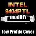 Intel 9404PTL E1G44ET 82571 4-Port Low Profile Expansion Slot Cover