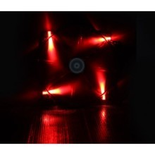 BitFenix Spectre 200mm Black Tinted Red LED Fan