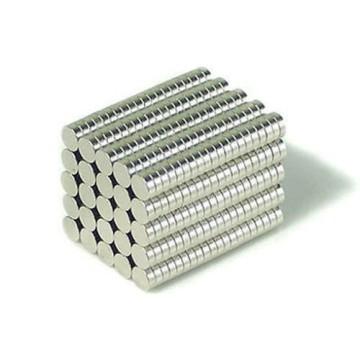 8mm Strong Neodymium Magnet N35 for DIY PC Case Mod (D8*2MM)