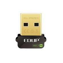 EDUP 802.11N Wireless-N WiFi USB Gold Adapter for Raspberry Pi