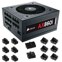 Corsair PSU Professional AX860i Modular Connector (Full Set 14pcs)