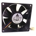 Delta 80mm x 25mm 4000RPM Brushless PWM Fan