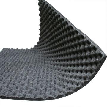 Premium Wave Noise Dampening Foam (50x50cm)