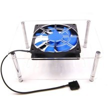Modem / Router Cooling System with Single 12cm Fan (Standard)