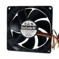 Sanyo SanCooler92 92x92x25mm Fan (2000RPM) 9AH0912M4D04