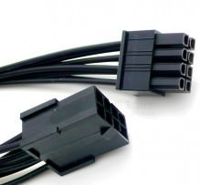 modDIY 8pin Molex PSU Extension Cable (18AWG)