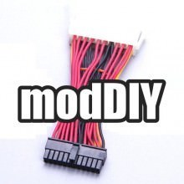 HP ITX PSU 20-Pin to Mini 24-Pin Adapter Cable