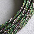 Deluxe High Density Weave Mixed Color Cable Sleeve (6mm)