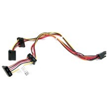Dell OptiPlex 9020 7020MT T1700 5-Pin to 4 x SATA Power Adapter Cable