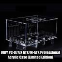 QDIY Professional Modder Acrylic Case (PC-D777X)
