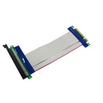 PCI-Express PCI-E x8 to x16 Extension Cable Riser (19cm)