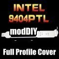 Intel PCI-E 9404PTL EXPI9404PT E1G44ET Full Profile Expansion Slot Cover