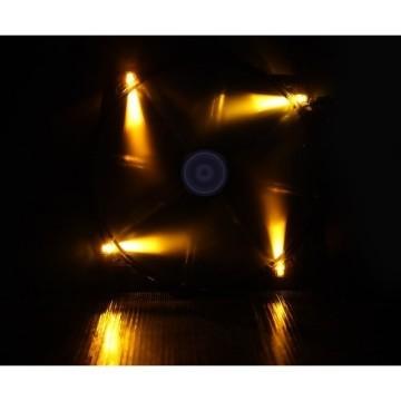 BitFenix Spectre 200mm Black Tinted Orange LED Fan