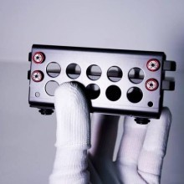 YFS Premium Aluminium Alloy Countersunk Washer - 4 Colors (M3/M4/M5)