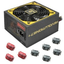 Enermax Revolution87+ Series Modular Connectors (Full Set 8pcs)