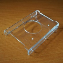 SSD 2.5 to 3.5 Bay Adapter Acrylic Mounting Kit