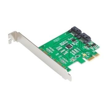 PCI-E SATA3 (6Gbps) Controller Card (2x Internal SATA III 6Gbps Ports)