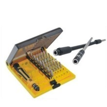 Jackly Professional 45 in 1 Hardware Tools Set with Extended Rod