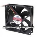 AVC 9225 92mm 12V 0.2A PWM Cooling Fan DS09225R12MP012