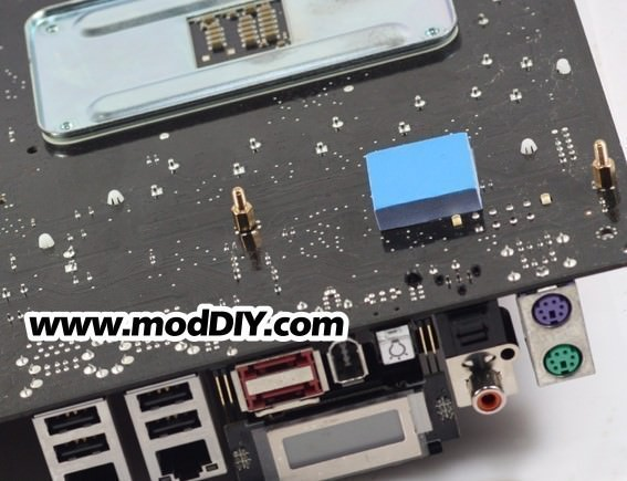 Adhesive Thermal Pad for Motherboard (Transfer Heat from Motherboard to Computer Case)