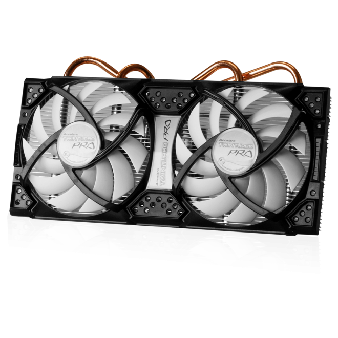 Arctic Cooling Accelero TWIN TURBO Pro (VGA Cooler for NVIDIA and AMD)