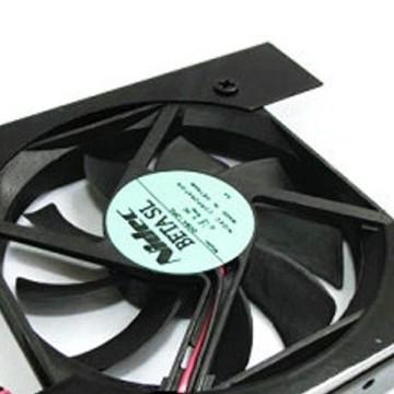 Nidec 8cm Fan 3.5 Hard Disk Drive Cooler