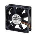 Sanyo Denki San Cooler 80 8025 Dual Ball Bearing Cooling PWM Fan