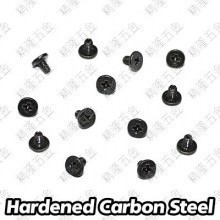 M2.0 x 3mm Black Screws (CM2X3-4.5)