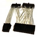 Enermax Premium Silver Wire Modular Cable (24P & 8P MB/CPU)