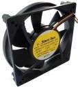 Japan Servo Brushless DC Silent 120mm 12025 Fan Ball Bearing (89CFM)