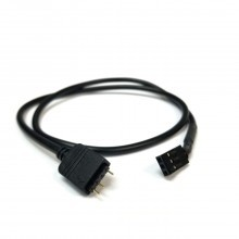 Gigabyte Fusion Addressable 3 Pin 5V VDG to RGB Male Adapter Cable