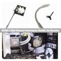 ICEAGE J1 High Efficient Performance Flexible Metal Fan Mounting Kit