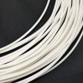 High Quality F4 PTFE Tubing - White (2mm ID x 3mm OD)