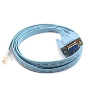 Cisco DB9 COM RS232 to RJ45 Console Cable (150cm)