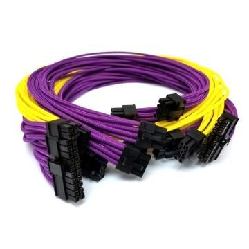 Thermaltake Toughpower Grand RGB Individually Sleeve Modular Cable Set